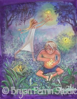 """catching fireflies"""