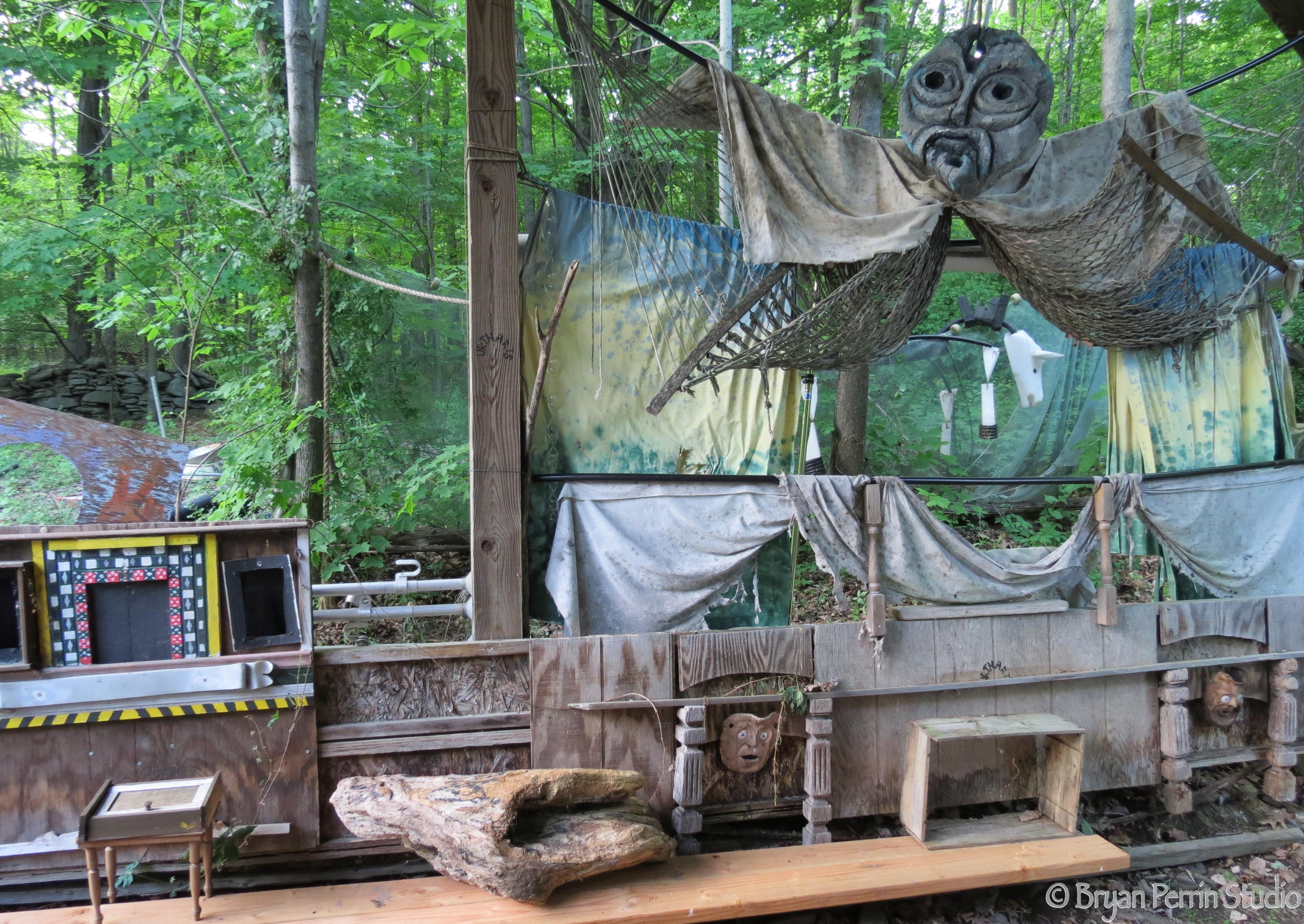 urtharts puppet theatre